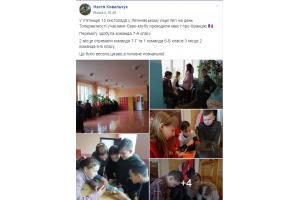 тест про Францію
